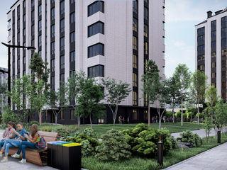 De la dezvoltator! Penthouse in varianta alba in inima sectorului Centru!