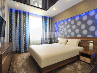 Apartament 2 camere+ living, 80 mp, euro reparație, Centru  550 €