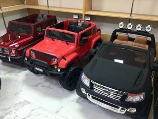 Electromobil pentru copii de calitate! Pret accesibil! Diferite modele, diferite culori