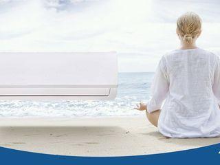 Airwell Inverter HKD/YKD freon R32 T. ext. de lucru  -20C +50C!