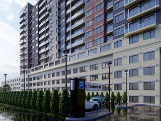 Direct de la compania de construcții , apartament cu 2 camere+living , de mijloc , podea caldă .!!