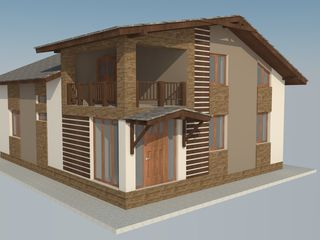 Casa noua la Hanul lui Vasile, Tohatin