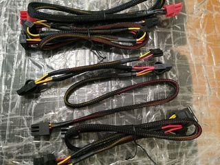 Cabluri suplimentare pentru bloc de alimentare computer