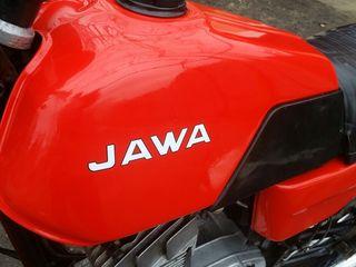 Наклейки Jawa 638