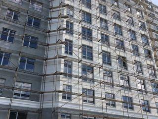 Buiucani! Ioana Radu! Inamstro! Apartament cu 2 odai, bloc nou, varianta alba! La pret de 700 €/m2!