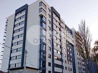Bloc nou, 1 cameră, versiune albă, Buiucani - str. Paris 33000 €