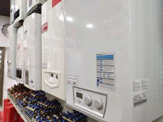 Cazane pe gaz pentru sisteme de incalzire autonoma
