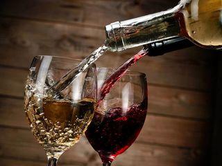 vin de casa rosu si alb