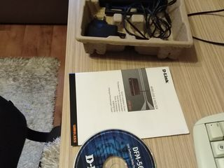 WI-FI Router, D-Link DIR-300, б/у, в идеальном состоянии