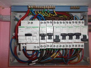 Electrician, execut instalatii electrice la case (vile), apartamente, proiectare, avizare