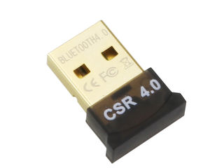 Mini adaptor universal cu Bluetooth!
