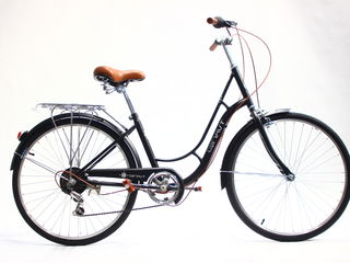 Biciclete pentru dame,cu viteze shimano,posibil in rate la 0% comision