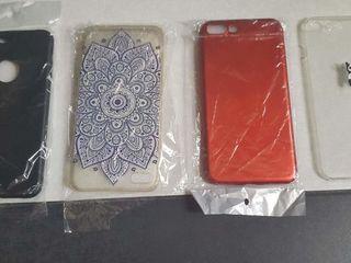 Мягкиe силиконовые чехлы iPhone 7 Plus