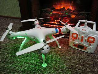 Детский мега-подарок - дрон - квадрокоптер syma x8w с hd камерой за 145 евро!