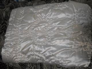 Детское стёганое шерстяное одеяло