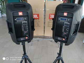 Boxe active la 15 D  1000 W Bluetooth , flaș  2 la preț 360 euro