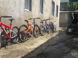 Vind 4 biciclete in stare perfecta!!!