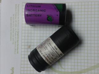 Baterii lithium