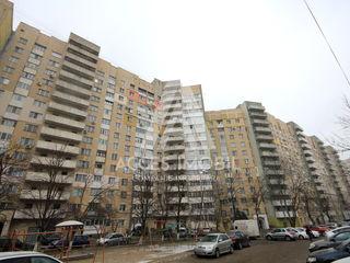 Apartament cu 3 odăi! Rîșcani, bd. Moscova, 65 m2, Bilateral!