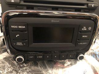 Магнитола радио Kia Cerato