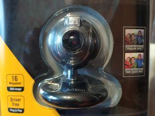 Веб-камера A4TECH PK-750G новая