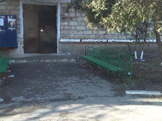 or.Criuleni apartament cu 2 camere separate, str.Stefan cel Mare 50 .