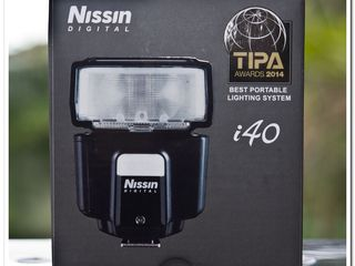 Nissin i40 (2019)  for sony