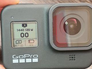 GoPro Black 8 10/10, 200 euro !!!