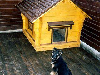 Домик, вольер (конура) для собаки. малые архитектурные формы (беседки, террасы) от prosperitas srl