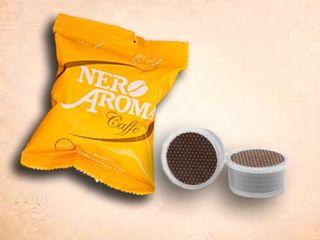 Oferta speciala Cafea capsule  Nero Aroma Gold 4.90 lei pentru o bucata