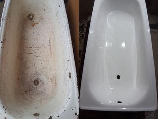 Реставрация ванн - самые большие скидки
