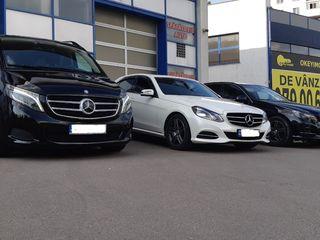 Mercedes-benz: v class/viano 7+1 locuri
