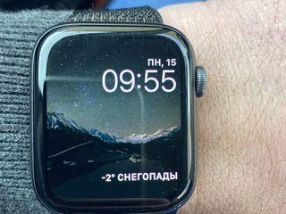 Apple watch 4(44mm) edition black