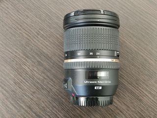 Tamron 24-70mm 2.8 VC USD для Canon