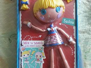 Кукла Lalaloopsy новая