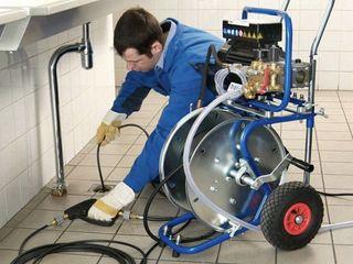 Standard. Desfundarea canalizatiei 24/7! Inlaturare scurgeri. Schimbarea tevilor.  Cazan. Boiler