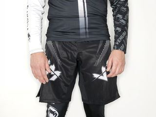 Компрессионный комплект Venum (рашгард+лосины+шорты)