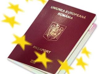 Paşaport / buletin --- român.