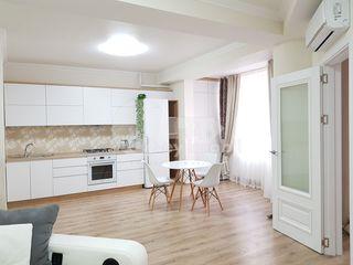 Apartament cu 2 camere, bloc nou, str. Melestiu, 400 € !