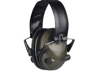 Наушники стрелковые активные Tactical 6S Olive