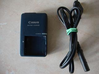 Încarcator  pentru foto aparat Canon IXUS, model CB-2LVE  pentru baterii nb-4l.