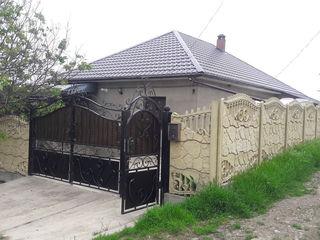 Частный дом с уютным двориком в Мерень!!!