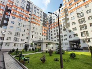 Apartament de vinzare, Chisinau, sec. Telecentru, Bloc Nou, 1 odai, Basconslux, 49 m2, et.9