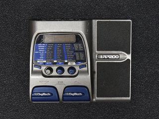 Digitech RP-200- 80.  Лель ЦЗ -40