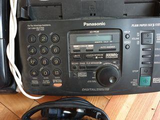 Только 100 леев!!! Telefon-fax panasonic kx-fpc95