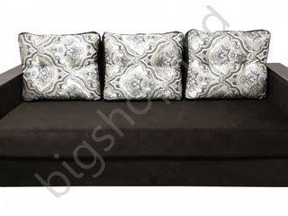 Canapea V-Toms N3 Maro 0.94x1.95 cu livrare pînă la domiciliu !