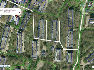 Teren pentru constructia unui bloc locativ, Telecentru, loc drept