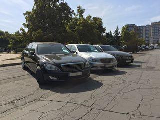 Chirii Auto Mercedes S Class