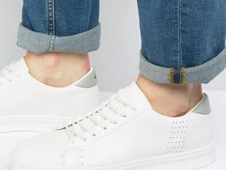 River Island Trainers In White