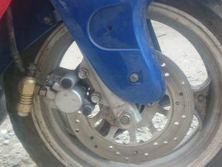 Benelli reparam moto